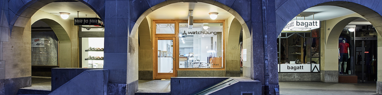 Watch-Lounge Bern