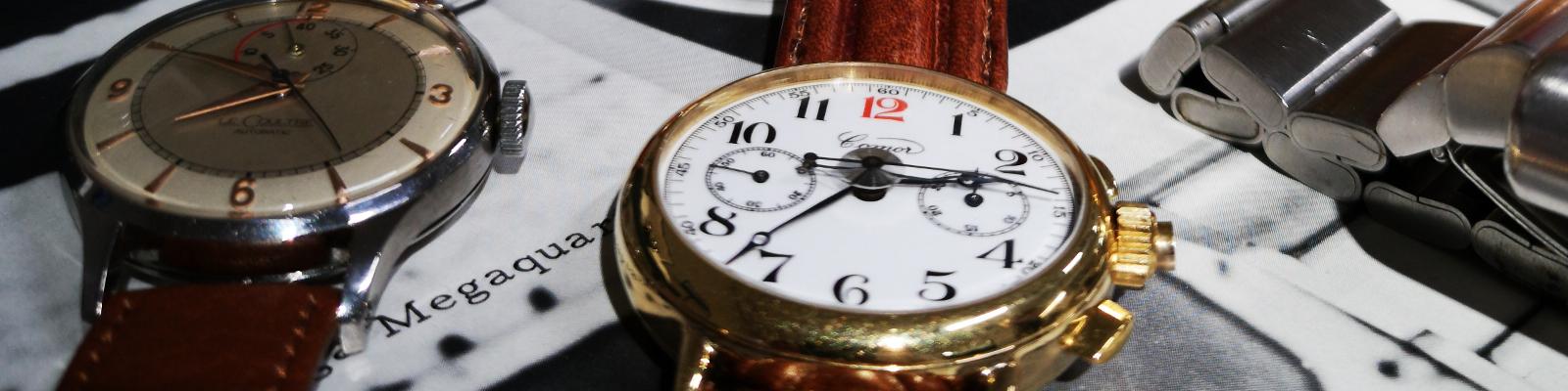Vintage Uhren