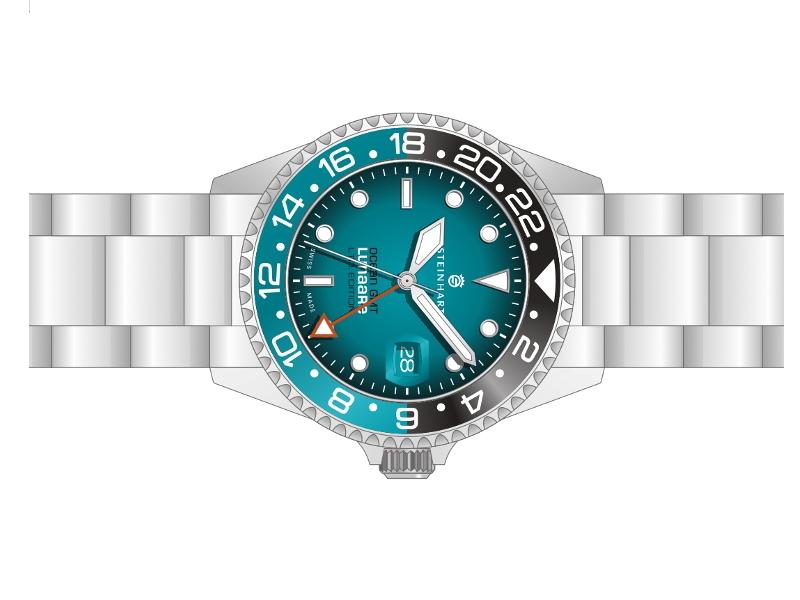 Finales Design GMT Ocean Watch-Lounge Edition
