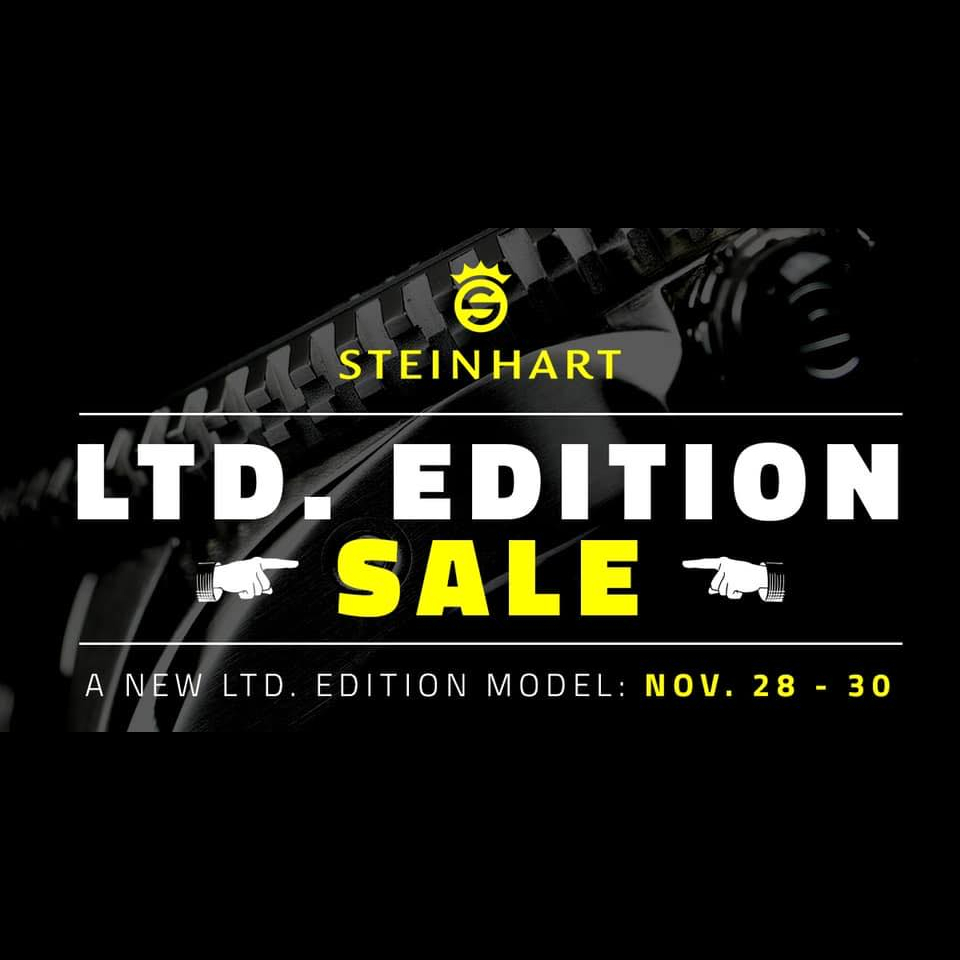 Steinhart Ltd. Edition Sale