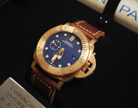 Panerai Special Edition Bronzo PAM 671 – Full set