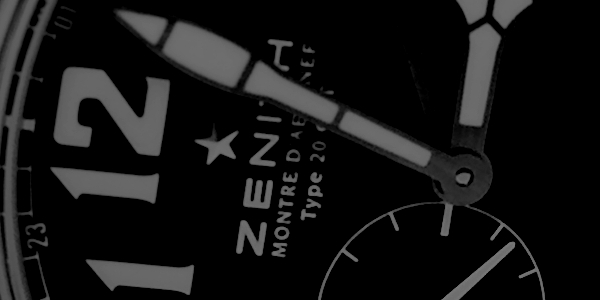 Neu eingetroffen: Zenith Pilot D'Aéronef Type 20 GMT