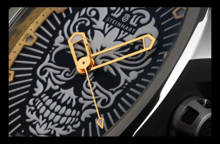 Neue Uhr: Barrique Skull Limited Edition